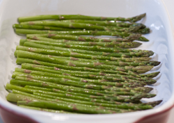 Basic Oven-Roasted Asparagus